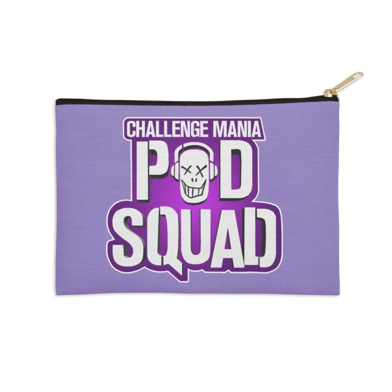 Pod Squad Accessories Zip Pouch by Challenge Mania Shop