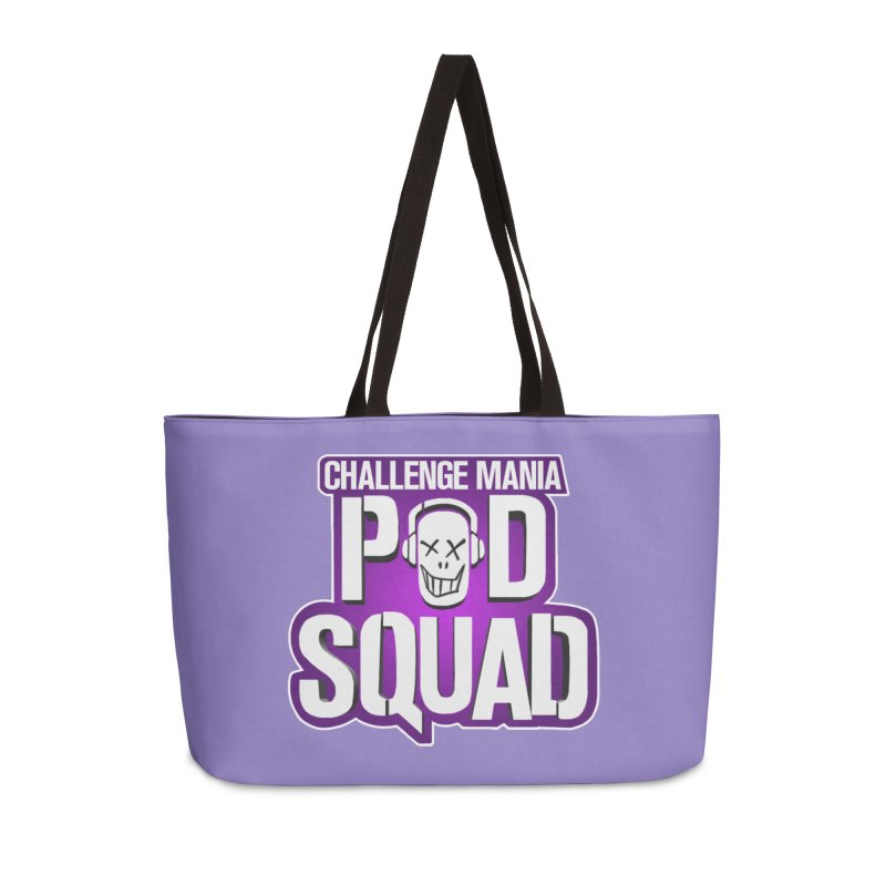 Pod Squad Accessories Bag by Challenge Mania Shop