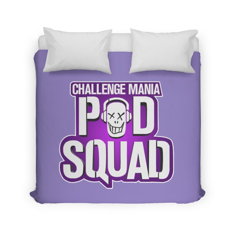 Pod Squad Home Duvet by Challenge Mania Shop