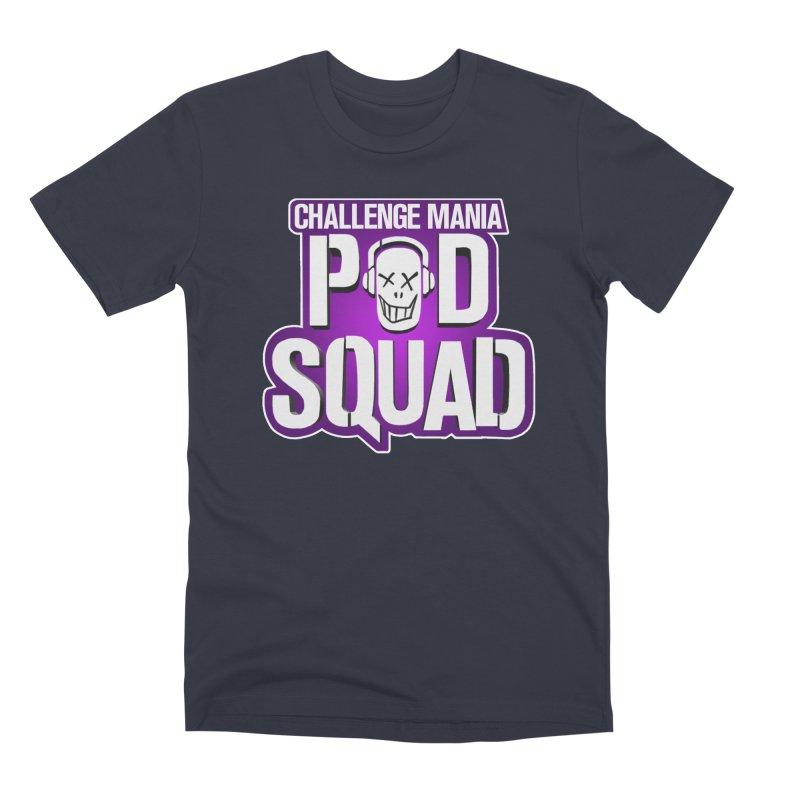 Pod Squad Men's Premium T-Shirt by Challenge Mania Shop