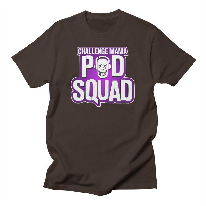 Pod Squad Men's T-Shirt by Challenge Mania Shop