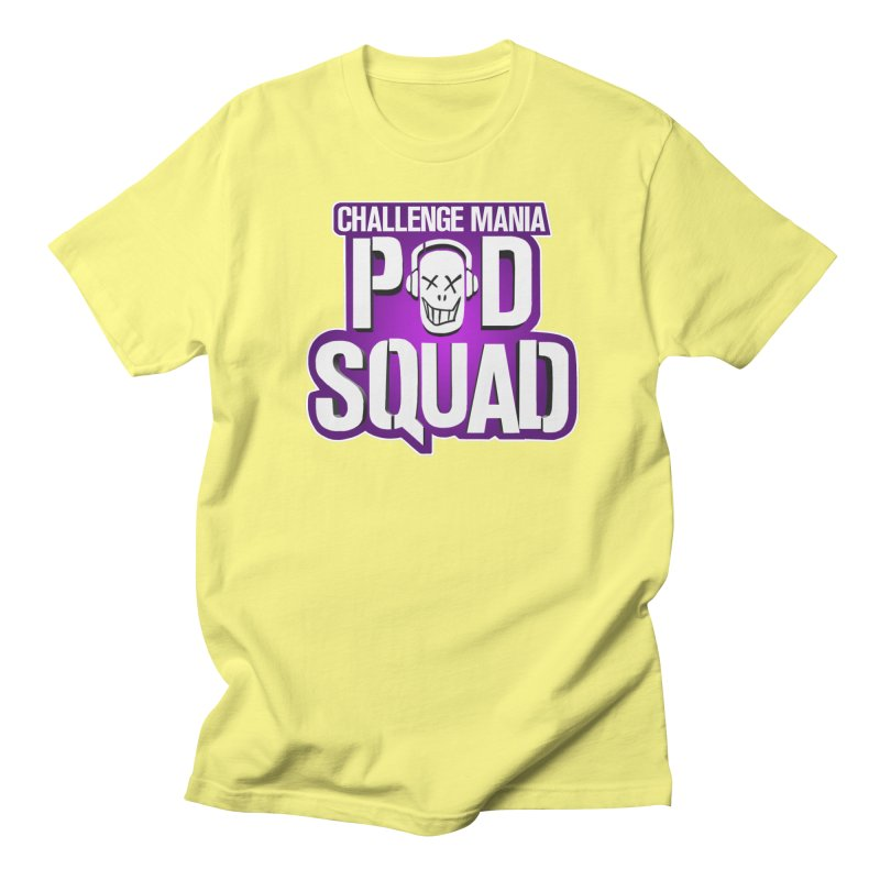Pod Squad Men's T-Shirt by Challenge Mania Shop