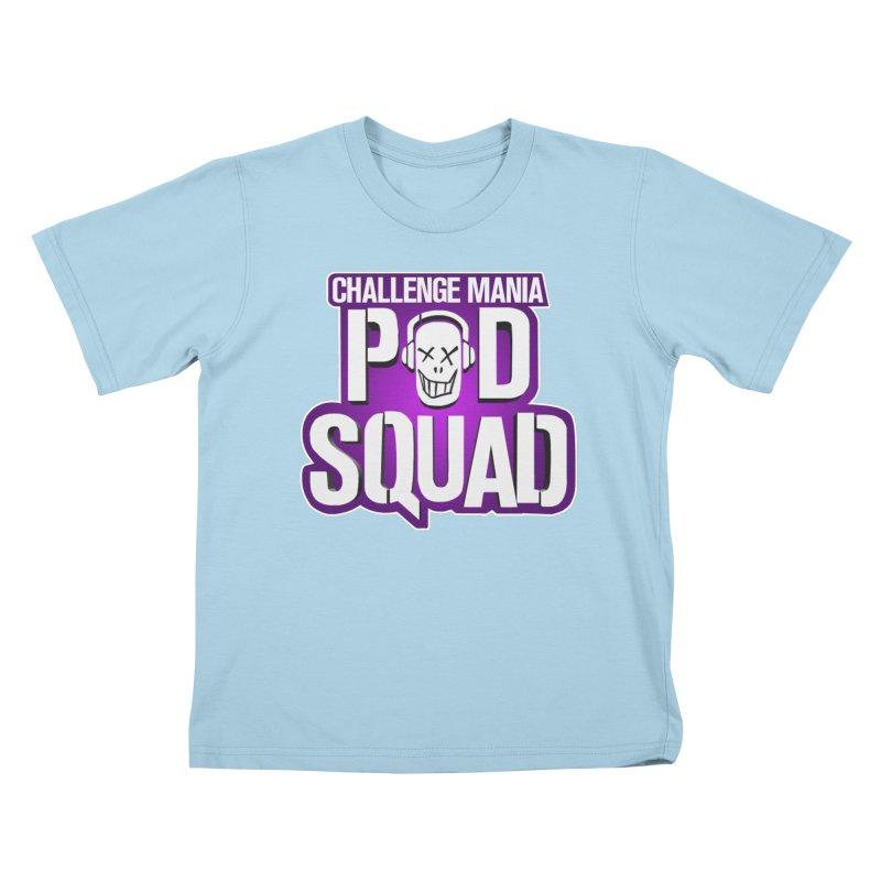 Pod Squad Kids T-Shirt by Challenge Mania Shop