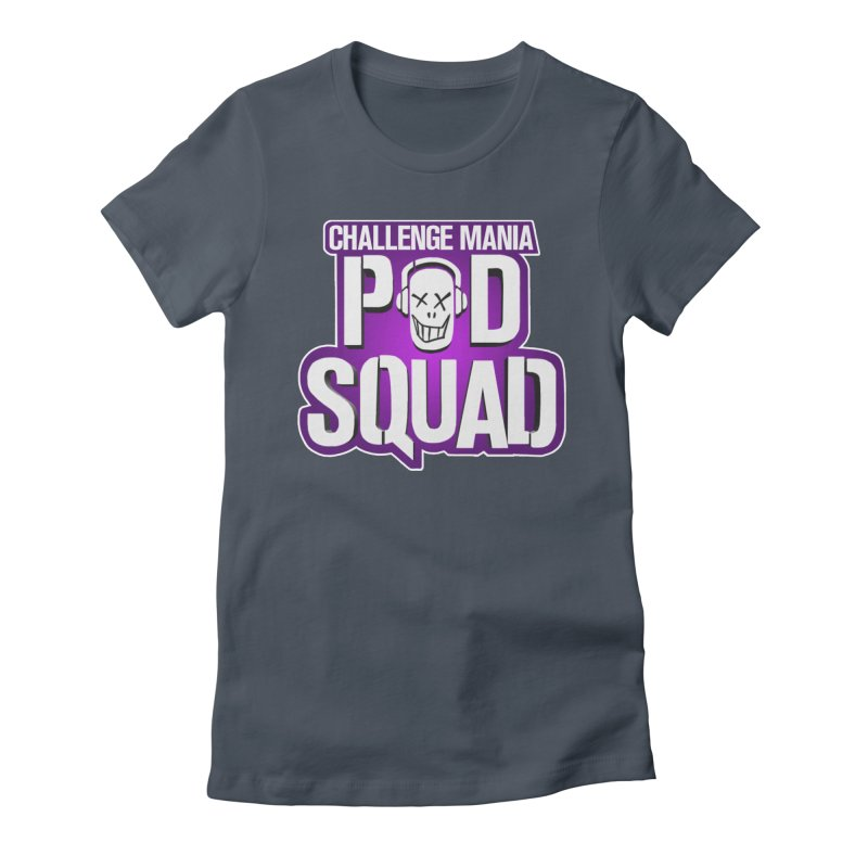 Pod Squad Women's T-Shirt by Challenge Mania Shop