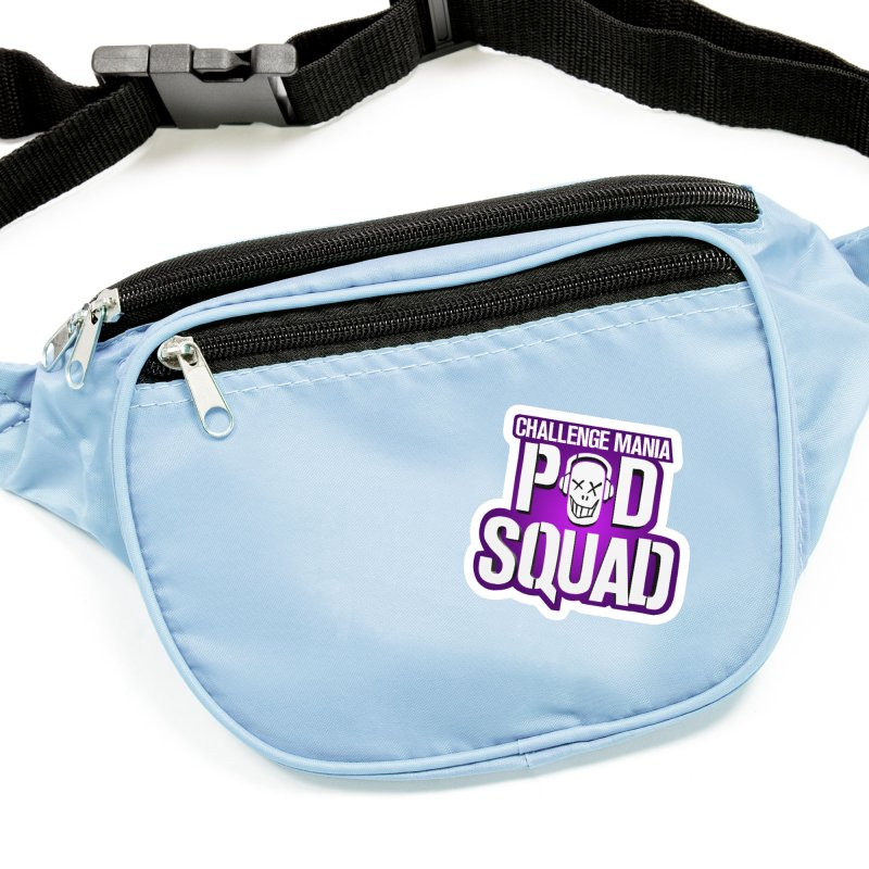 Pod Squad Accessories Sticker by Challenge Mania Shop