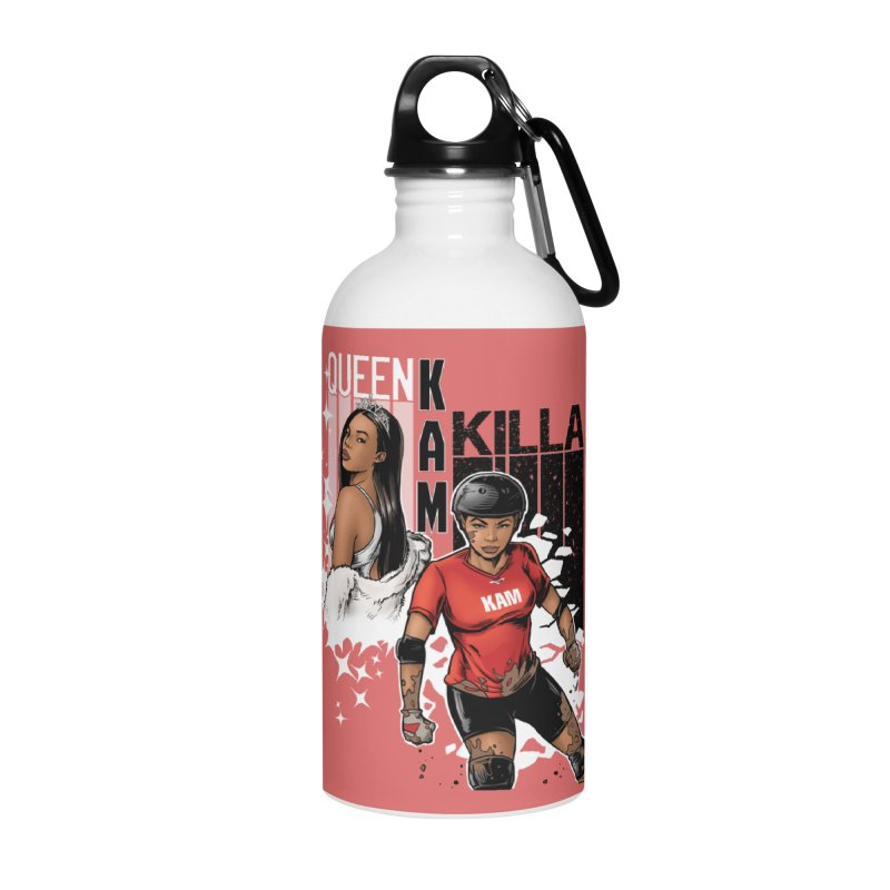 KAM Accessories Water Bottle by Challenge Mania Shop