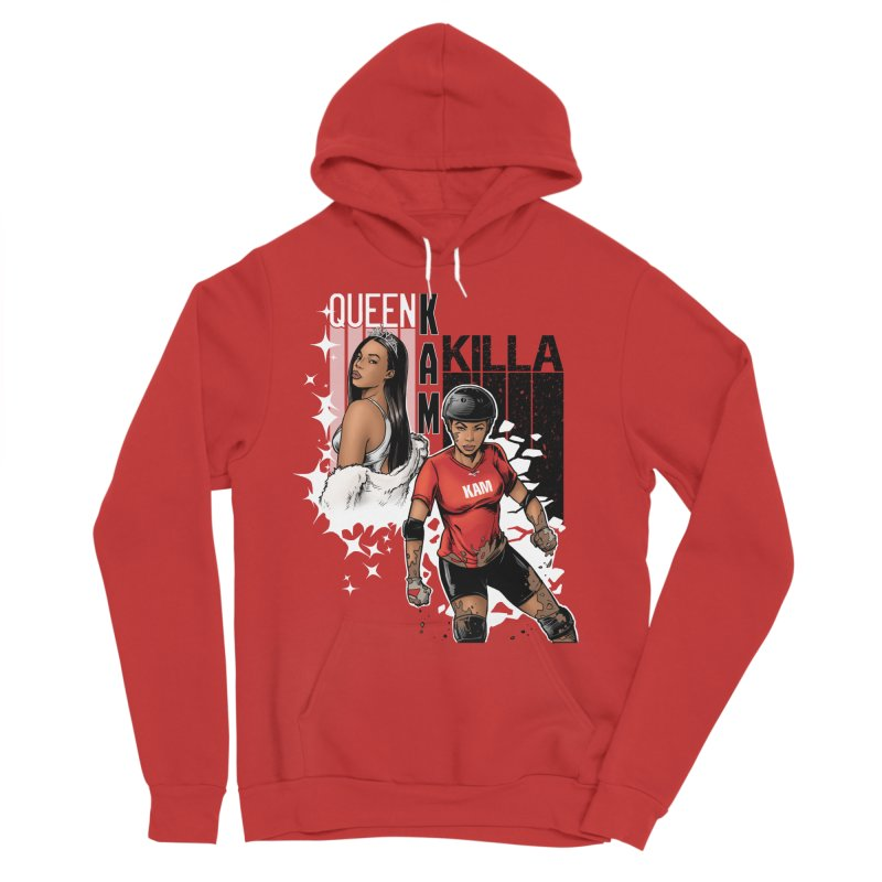 KAM Women's Pullover Hoody by Challenge Mania Shop