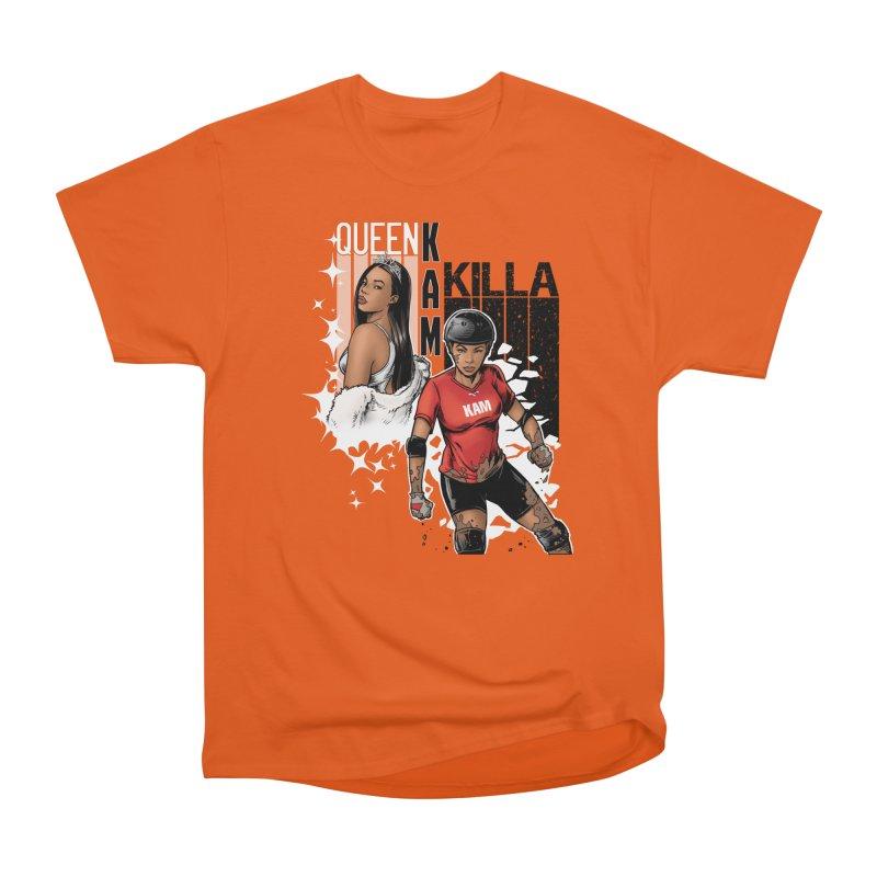 KAM Men's Heavyweight T-Shirt by Challenge Mania Shop