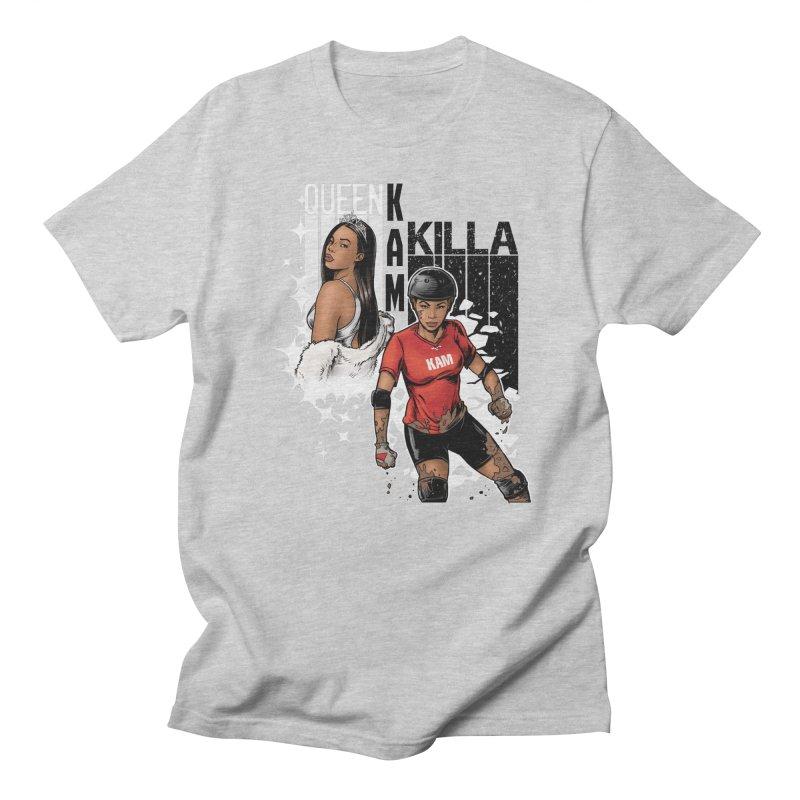 KAM Men's Regular T-Shirt by Challenge Mania Shop
