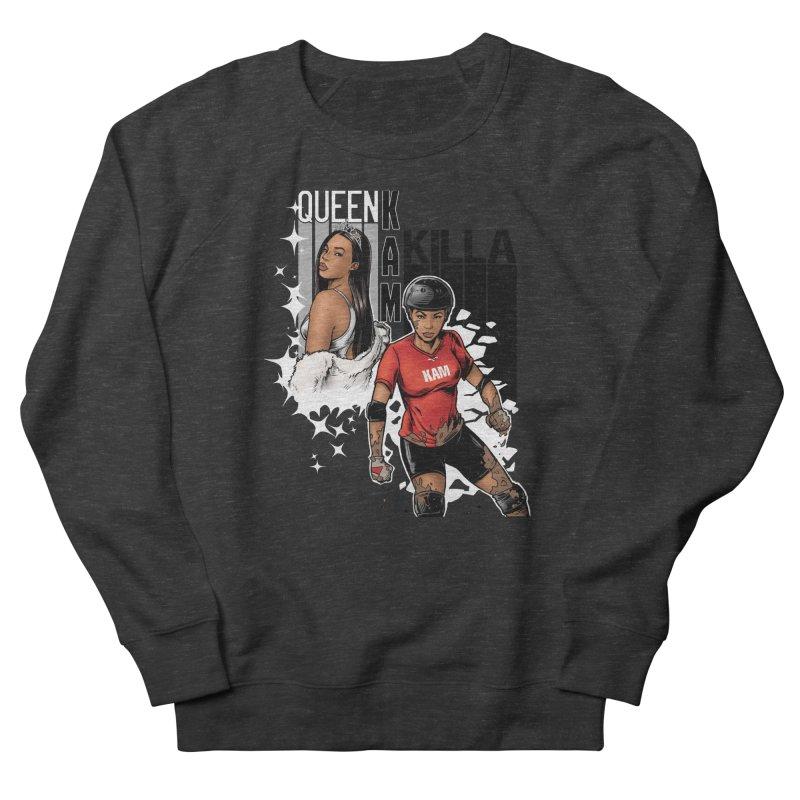 KAM Women's French Terry Sweatshirt by Challenge Mania Shop