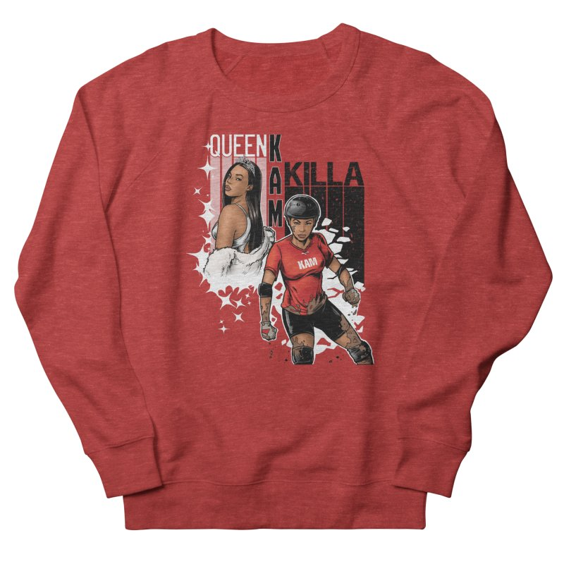 KAM Men's Sweatshirt by Challenge Mania Shop