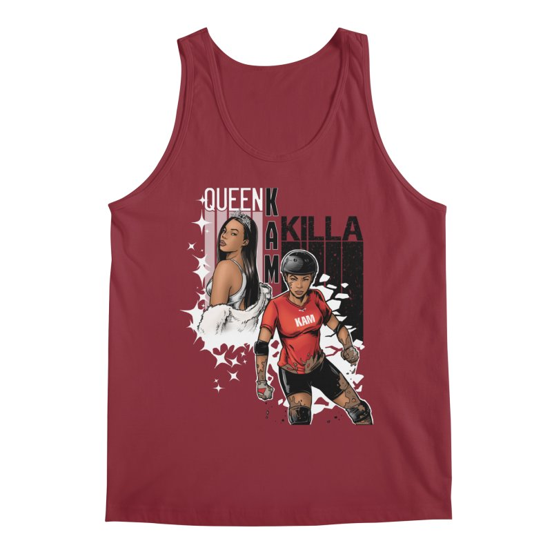 KAM Men's Tank by Challenge Mania Shop