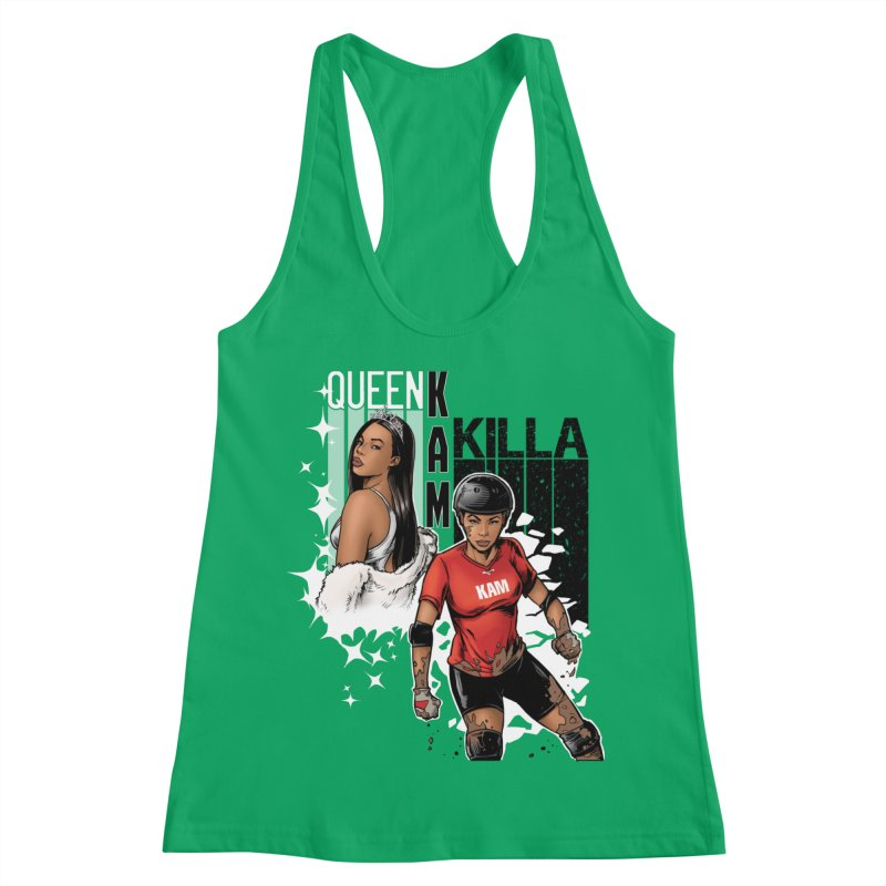 KAM Women's Tank by Challenge Mania Shop