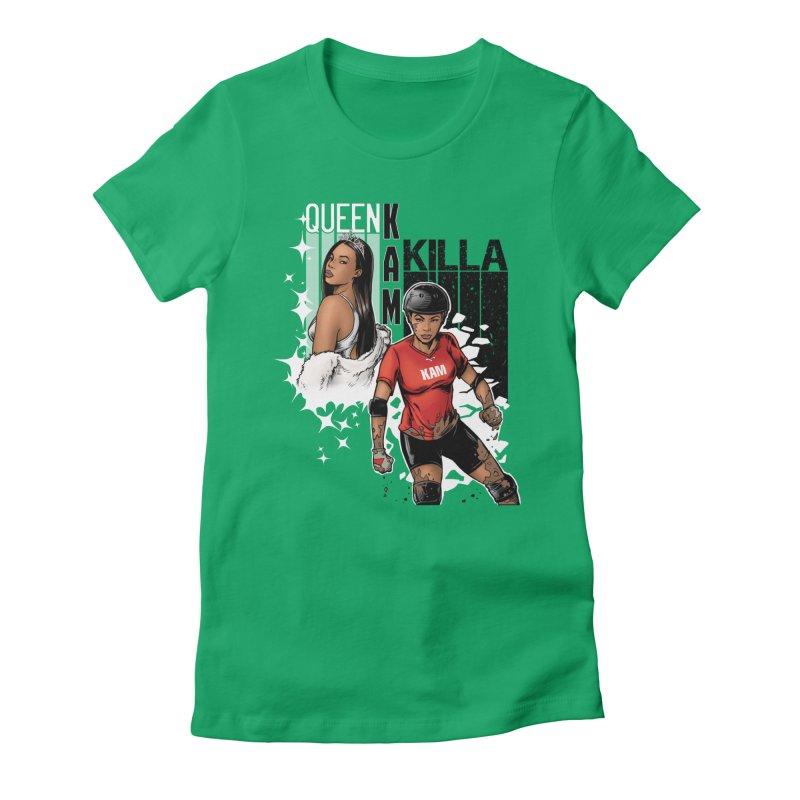KAM Women's T-Shirt by Challenge Mania Shop