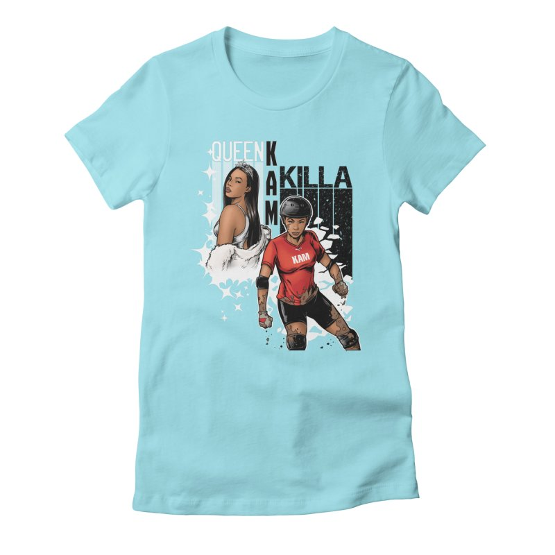 KAM Women's T-Shirt by Challenge Mania Shop