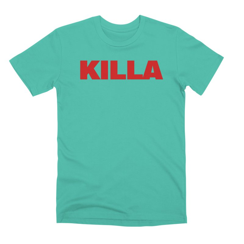 KILLA Men's Premium T-Shirt by Challenge Mania Shop