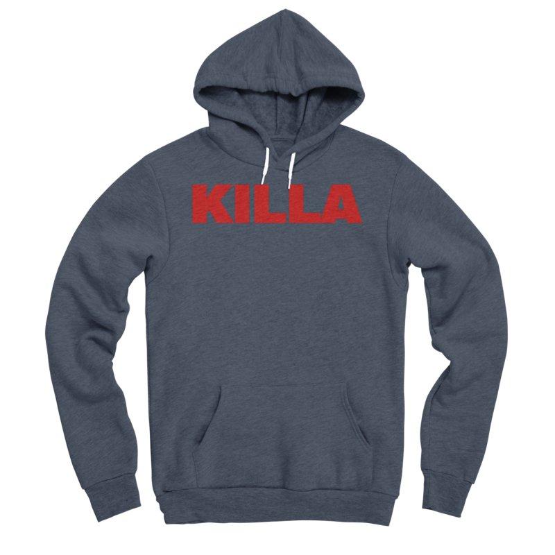 KILLA Women's Sponge Fleece Pullover Hoody by Challenge Mania Shop