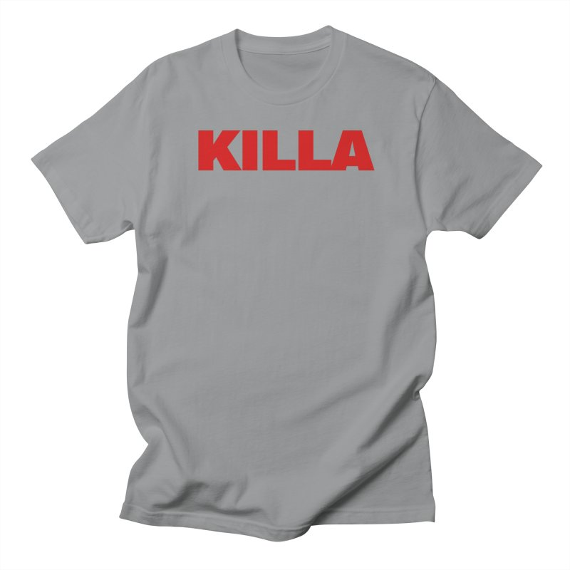 KILLA Women's T-Shirt by Challenge Mania Shop