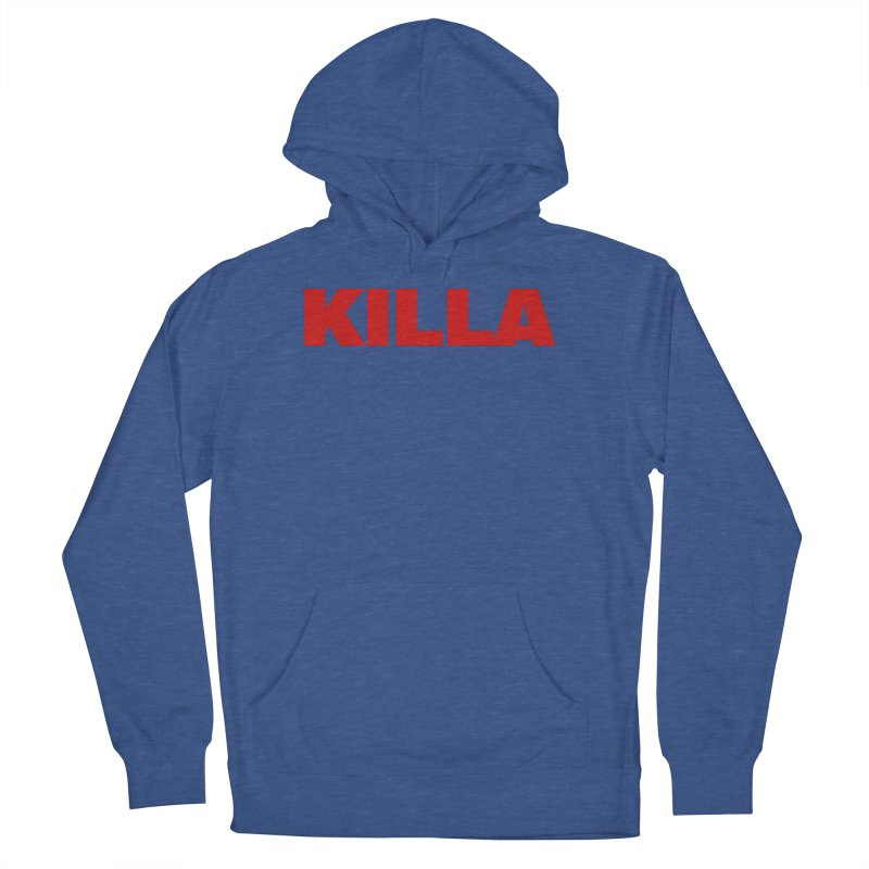 KILLA Women's French Terry Pullover Hoody by Challenge Mania Shop