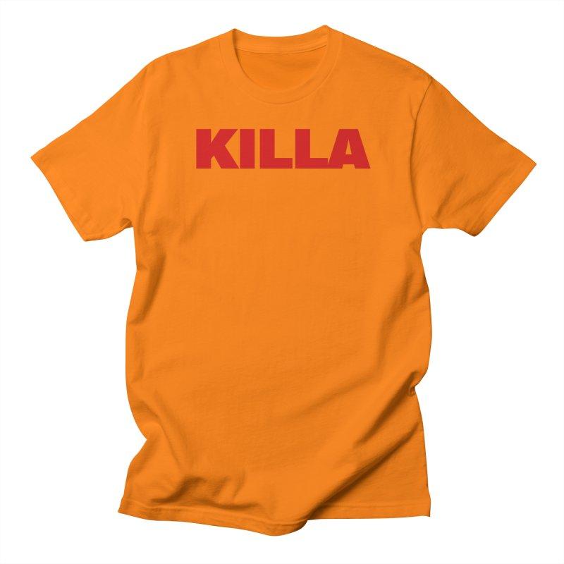 KILLA Men's T-Shirt by Challenge Mania Shop