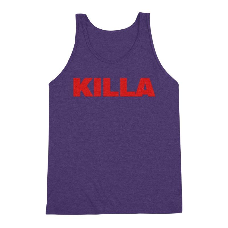 KILLA Men's Tank by Challenge Mania Shop