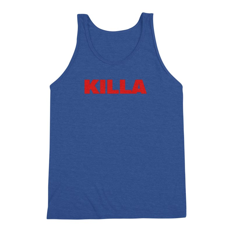 KILLA Men's Tank by Challenge Mania Shop