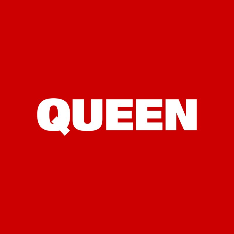 QUEEN by Challenge Mania Shop