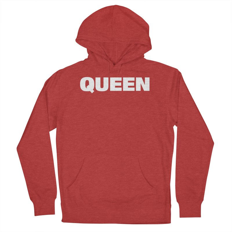 QUEEN Women's Pullover Hoody by Challenge Mania Shop