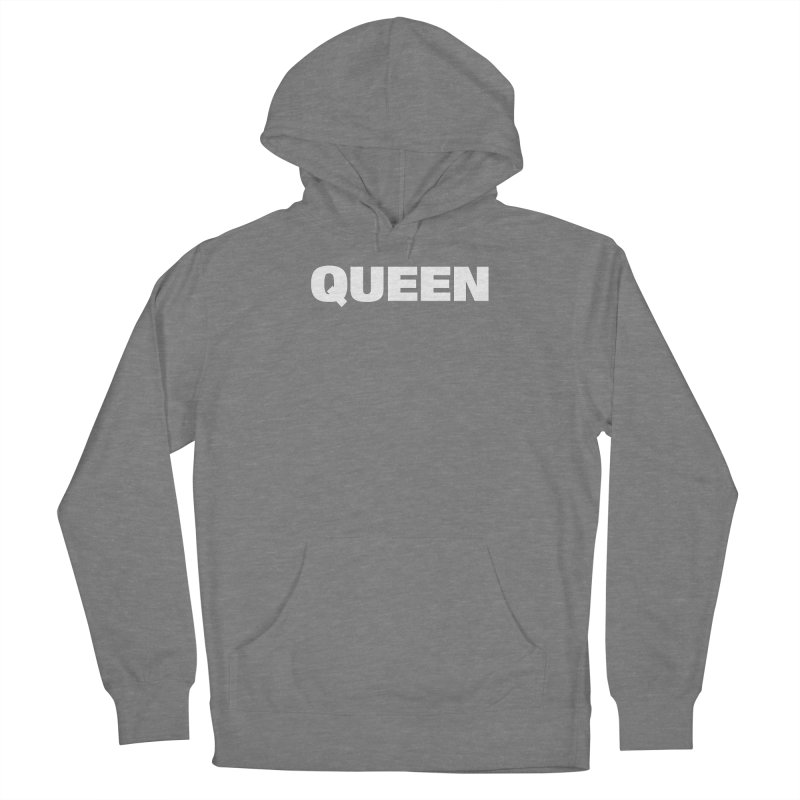 QUEEN Women's Pullover Hoody by Challenge Mania Shop