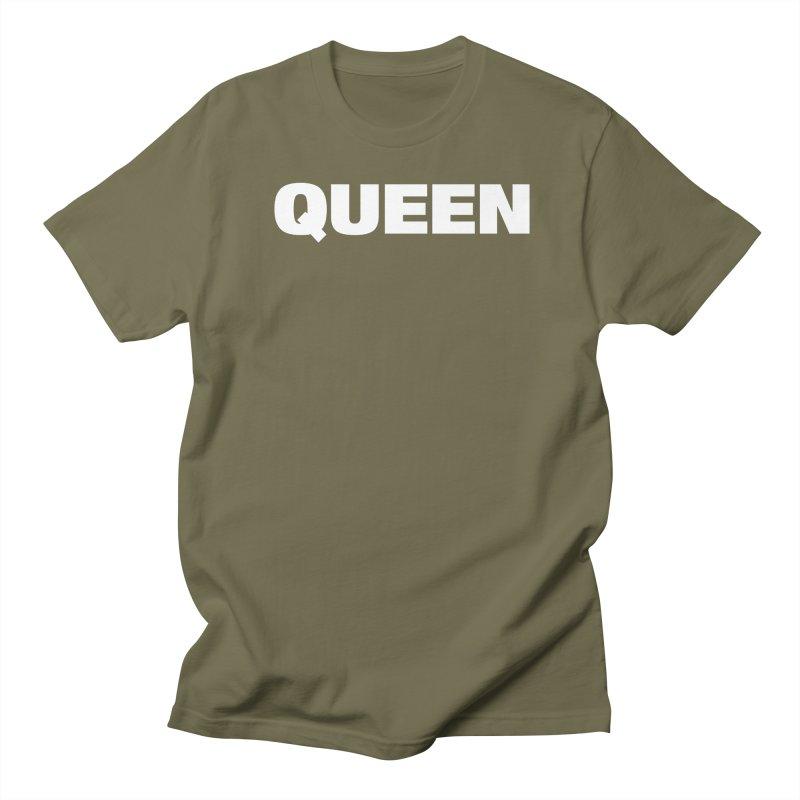 QUEEN Men's T-Shirt by Challenge Mania Shop