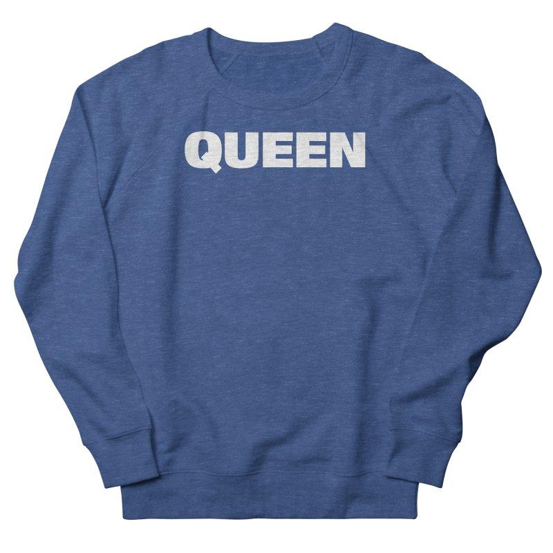 QUEEN Men's Sweatshirt by Challenge Mania Shop