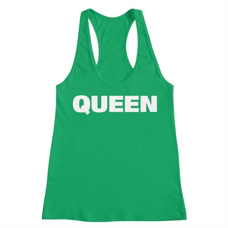 QUEEN Women's Tank by Challenge Mania Shop