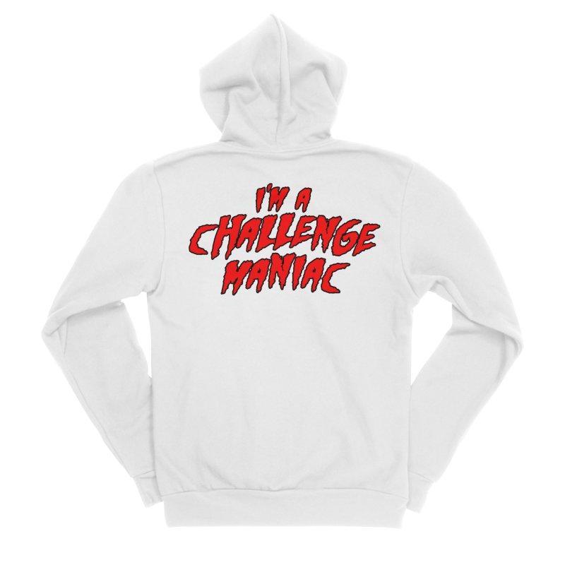 Challenge Maniac Men's Zip-Up Hoody by Challenge Mania Shop
