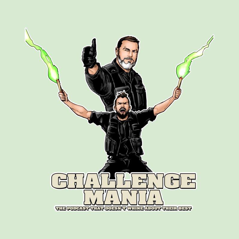Challenge Mania Rocks! Women's T-Shirt by Challenge Mania Shop