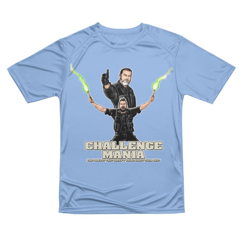 Challenge Mania Rocks! Men's T-Shirt by Challenge Mania Shop