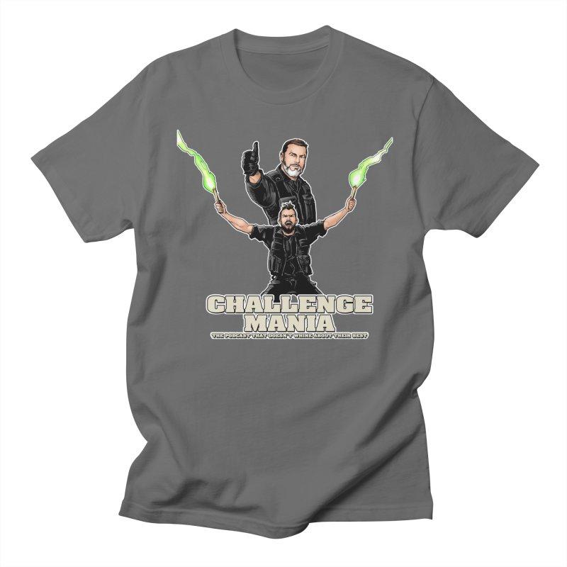Challenge Mania Rocks! Women's Regular Unisex T-Shirt by Challenge Mania Shop