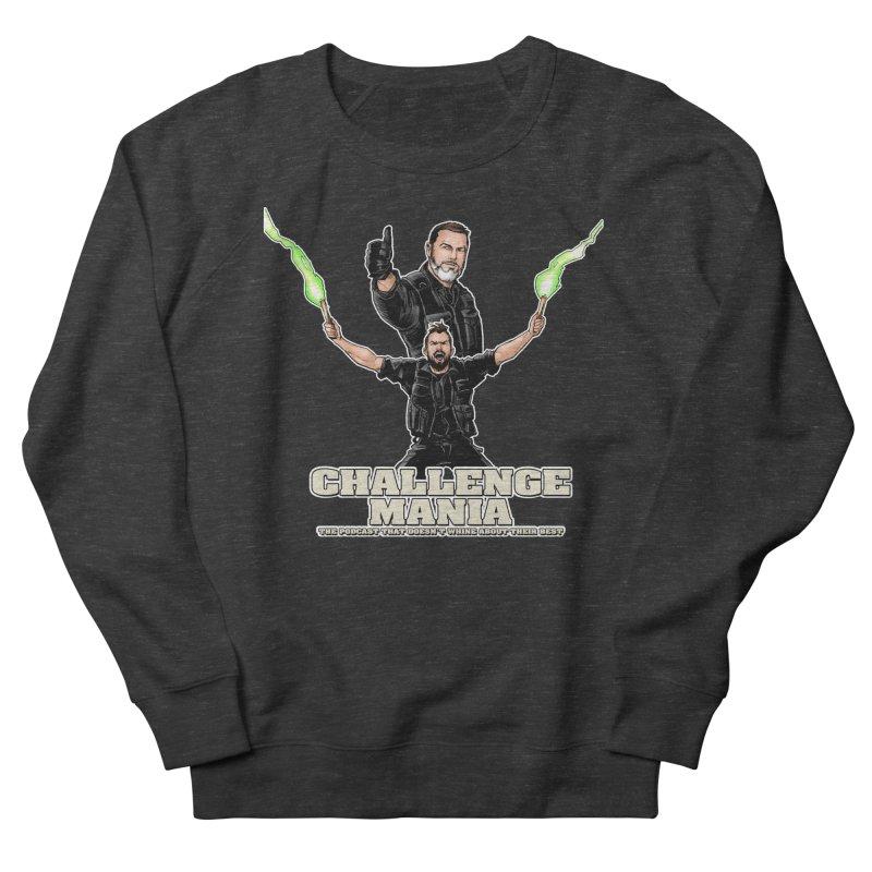 Challenge Mania Rocks! Women's French Terry Sweatshirt by Challenge Mania Shop