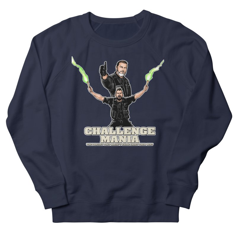 Challenge Mania Rocks! Women's French Terry Sweatshirt by Challenge Mania Shop