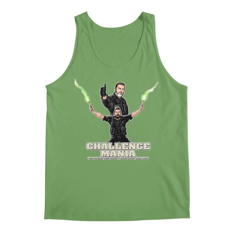 Challenge Mania Rocks! Men's Tank by Challenge Mania Shop