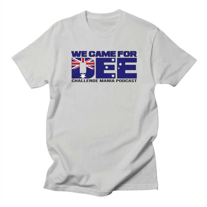 Come for DEE Men's Regular T-Shirt by Challenge Mania Shop