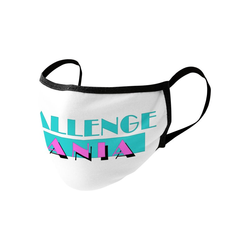 MIAMI VICE Accessories Face Mask by Challenge Mania Shop