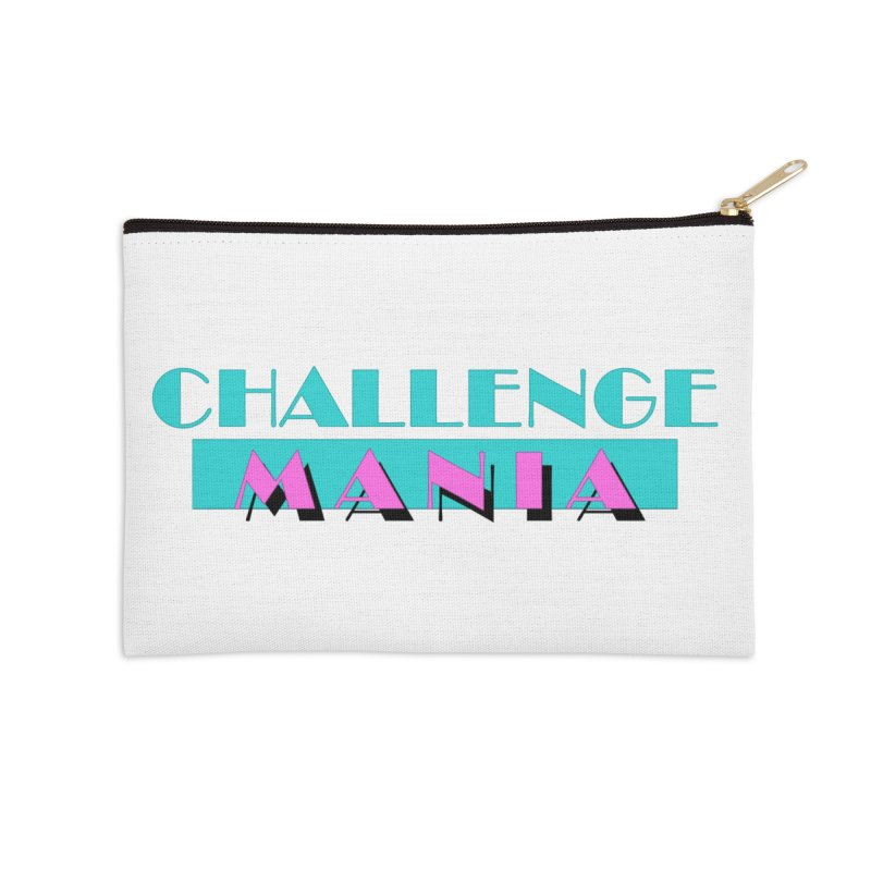 MIAMI VICE Accessories Zip Pouch by Challenge Mania Shop
