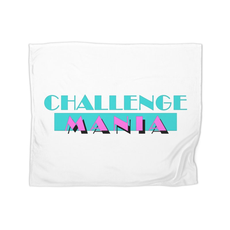 MIAMI VICE Home Fleece Blanket Blanket by Challenge Mania Shop
