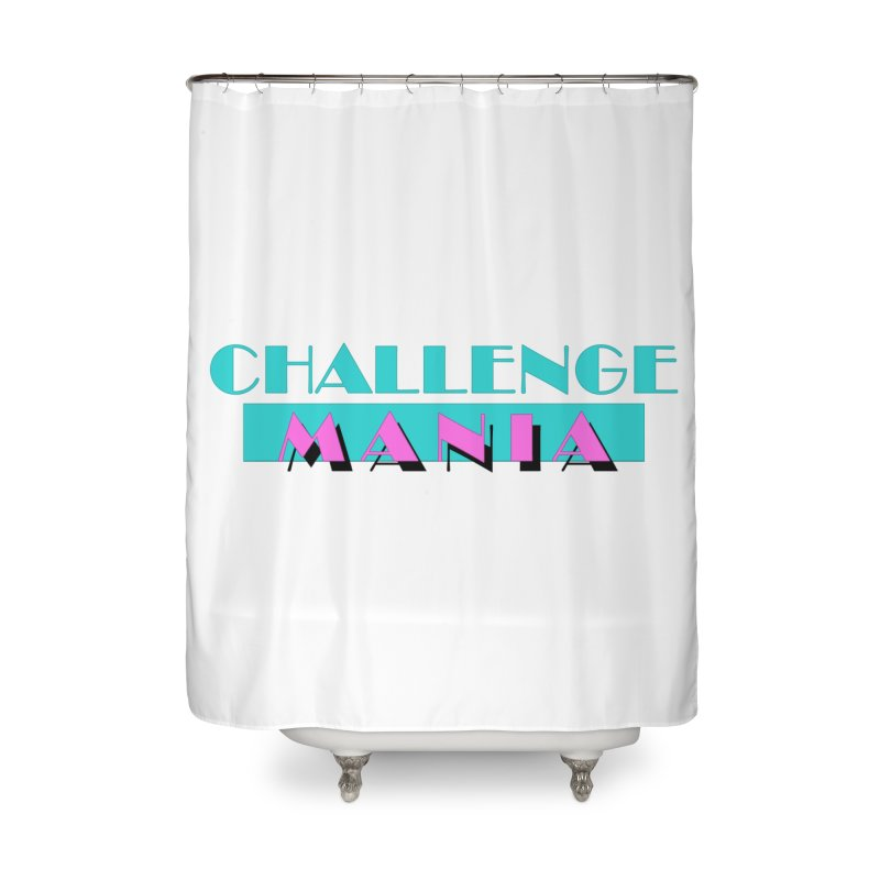 MIAMI VICE Home Shower Curtain by Challenge Mania Shop