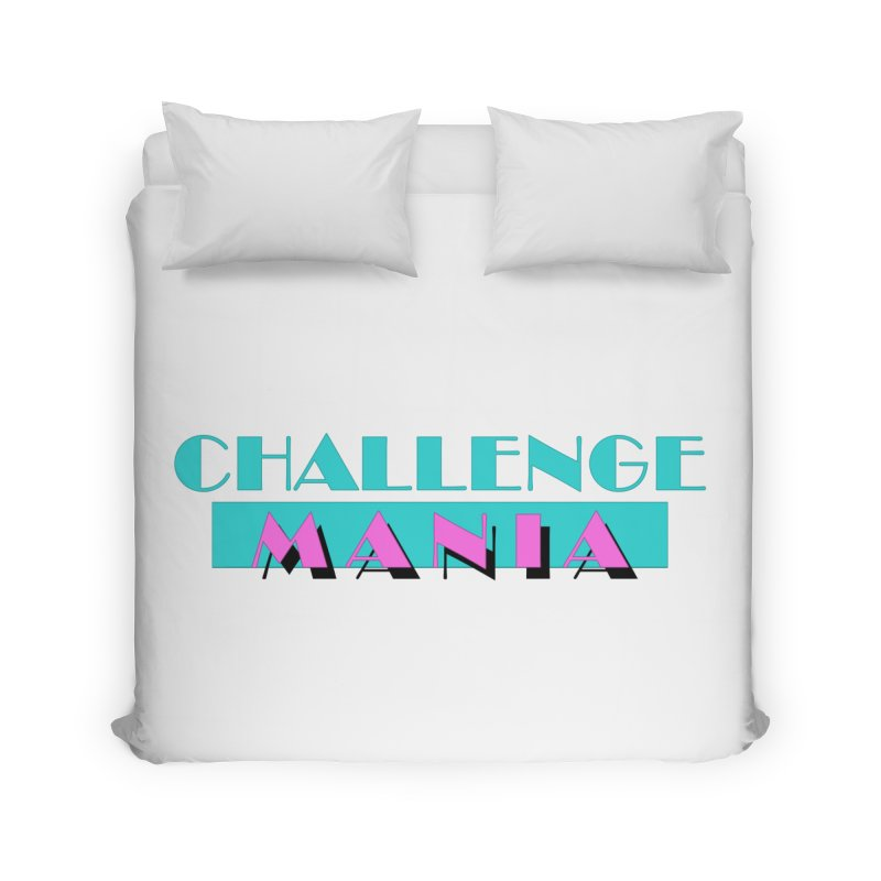 MIAMI VICE Home Duvet by Challenge Mania Shop