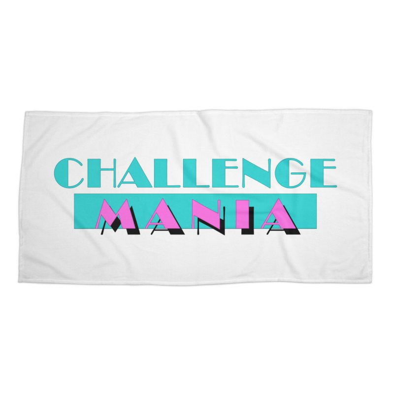 MIAMI VICE Accessories Beach Towel by Challenge Mania Shop