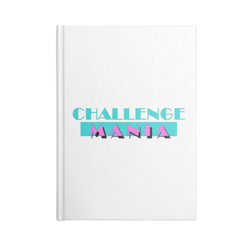 MIAMI VICE Accessories Blank Journal Notebook by Challenge Mania Shop