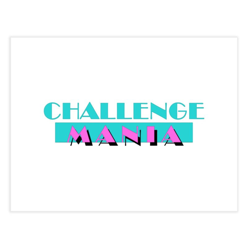 MIAMI VICE Home Fine Art Print by Challenge Mania Shop