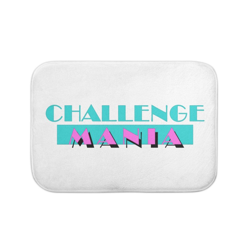 MIAMI VICE Home Bath Mat by Challenge Mania Shop