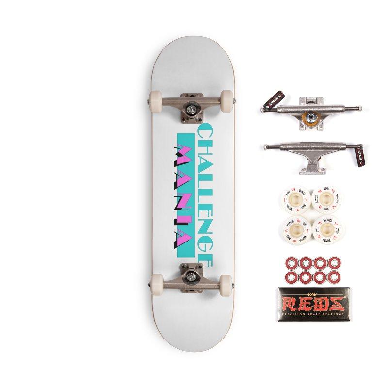 MIAMI VICE Accessories Complete - Pro Skateboard by Challenge Mania Shop